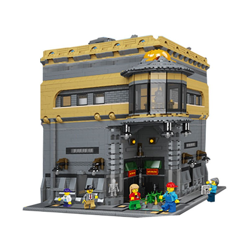 Announcing Review Lepin 15015