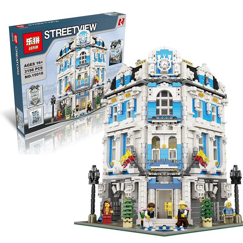 Creator Sunshine Hotel (Lepin 15018) - Fun Brick Sets
