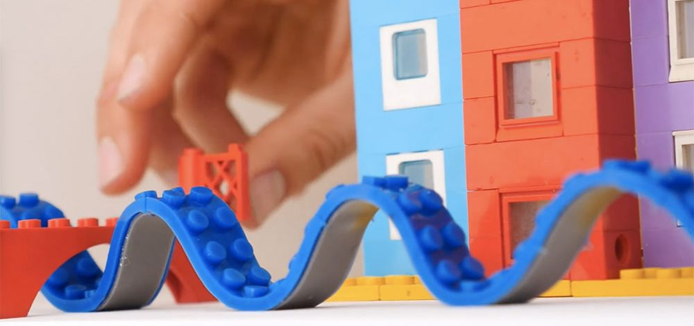 Adhesive Lego Tape Crowd Source Project (Nimuno Loops)