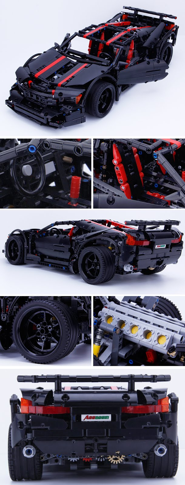 XB-07003 model overview